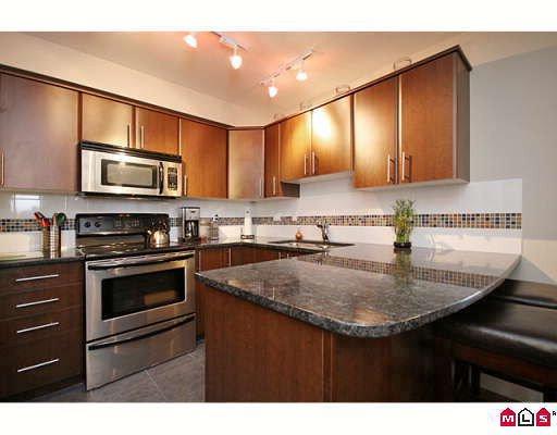 "Main Photo: 208 19320 65TH Avenue in Surrey: Clayton Condo for sale in ""ESPRIT"" (Cloverdale)  : MLS®# F2903199"
