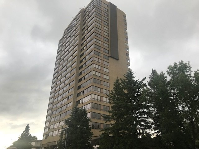 Main Photo: 503 9929 SASKATCHEWAN Drive in Edmonton: Zone 15 Condo for sale : MLS®# E4182978