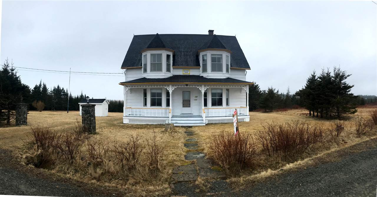 Main Photo: 164 Bakers Road in Marie Joseph: 303-Guysborough County Residential for sale (Highland Region)  : MLS®# 202005558