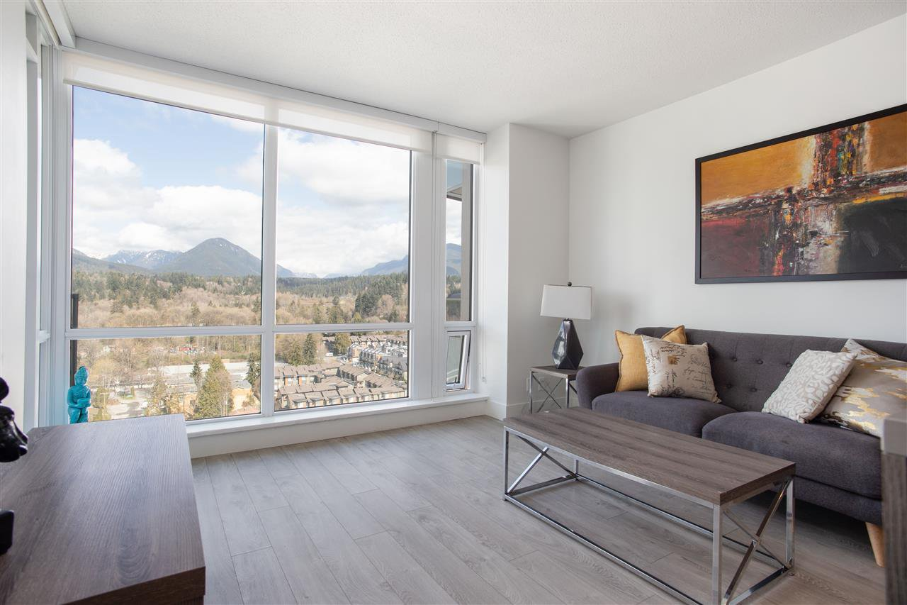 "Main Photo: 1909 1550 FERN Street in North Vancouver: Lynnmour Condo for sale in ""BEACON AT SEYLYNN VILLAGE"" : MLS®# R2449700"
