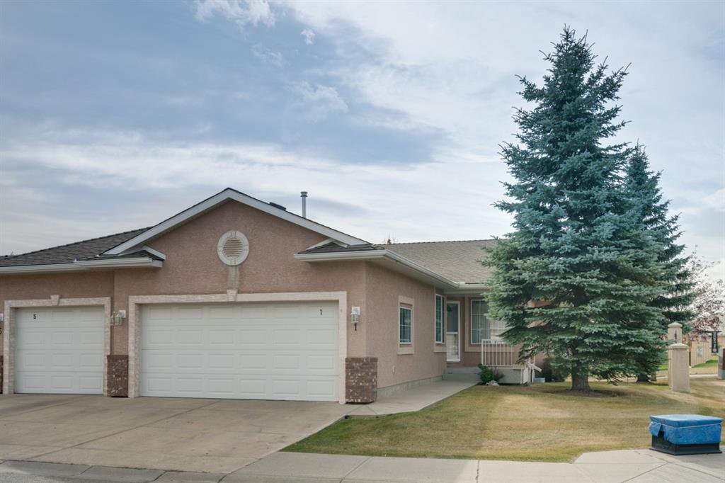 Main Photo: 1 Harvest Grove Green NE in Calgary: Harvest Hills Semi Detached for sale : MLS®# A1039823