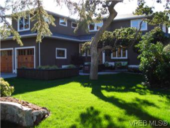 Main Photo: 3156 Woodburn Ave in VICTORIA: OB Henderson Single Family Detached for sale (Oak Bay)  : MLS®# 517657