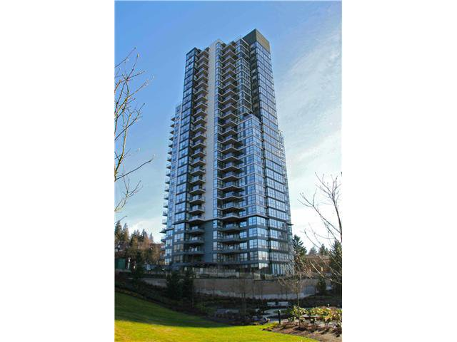 "Main Photo: 1901 288 UNGLESS Way in Port Moody: North Shore Pt Moody Condo for sale in ""CRESCENDO"" : MLS®# V866029"