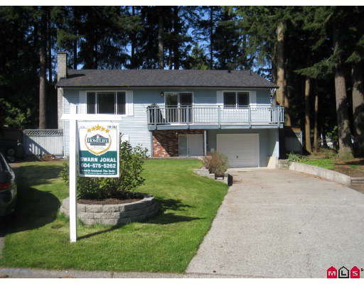 "Main Photo: 6082 132A Street in Surrey: Panorama Ridge House for sale in ""NORTH RIDGE"" : MLS®# F2910137"
