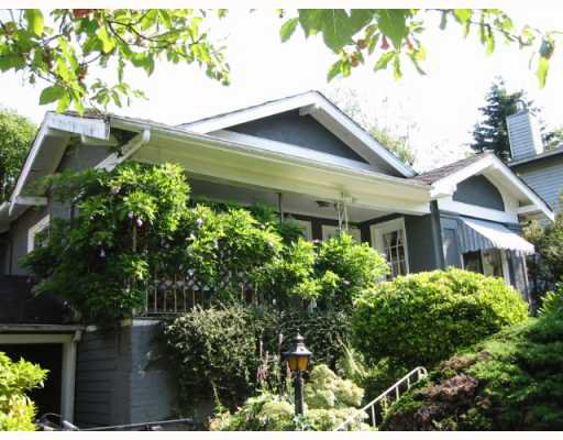 Main Photo: 5038 ARBUTUS Street in Vancouver: Quilchena House for sale (Vancouver West)  : MLS®# V779322