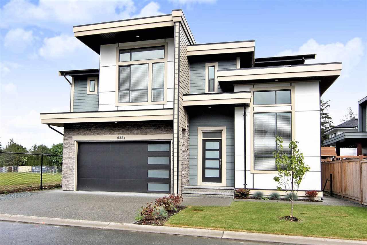 "Main Photo: 6538 IRON Street in Sardis: Sardis East Vedder Rd House for sale in ""The Fairways At Higginson Estates"" : MLS®# R2391840"