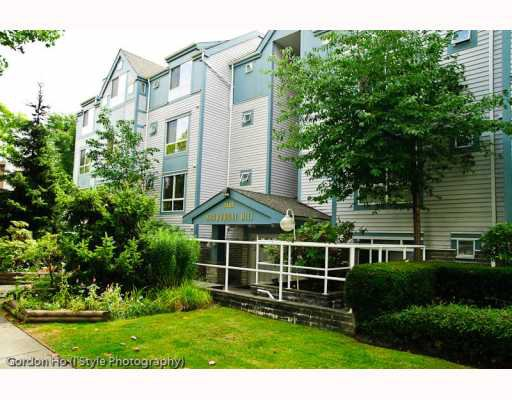 "Main Photo: 313 7465 SANDBORNE Avenue in Burnaby: South Slope Condo for sale in ""SANDBORNE HILL"" (Burnaby South)  : MLS®# V781015"