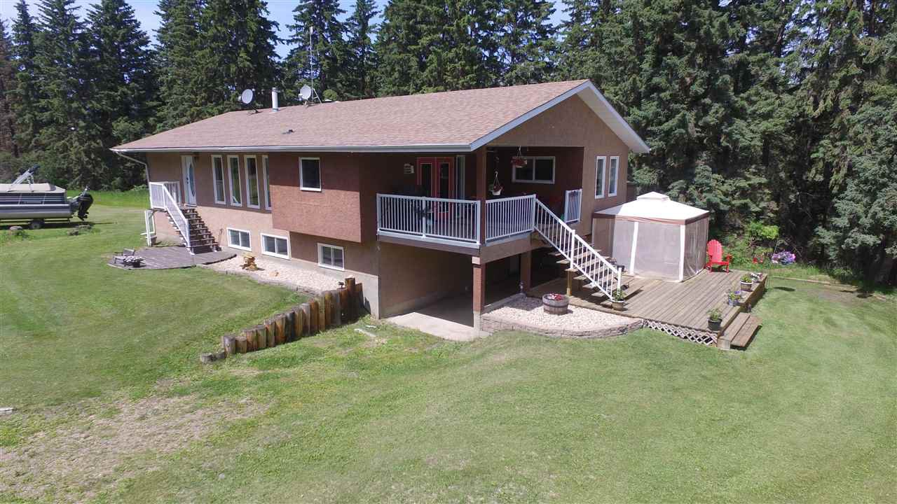 Main Photo: 232038 TWP RD 470: Rural Wetaskiwin County House for sale : MLS®# E4204629