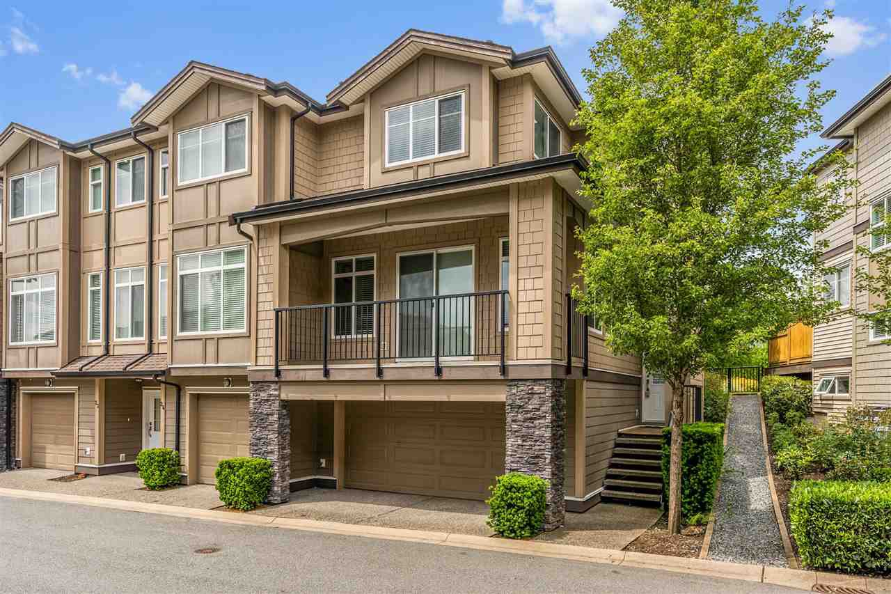 "Main Photo: 25 22865 TELOSKY Avenue in Maple Ridge: East Central Townhouse for sale in ""WINDSONG"" : MLS®# R2479154"