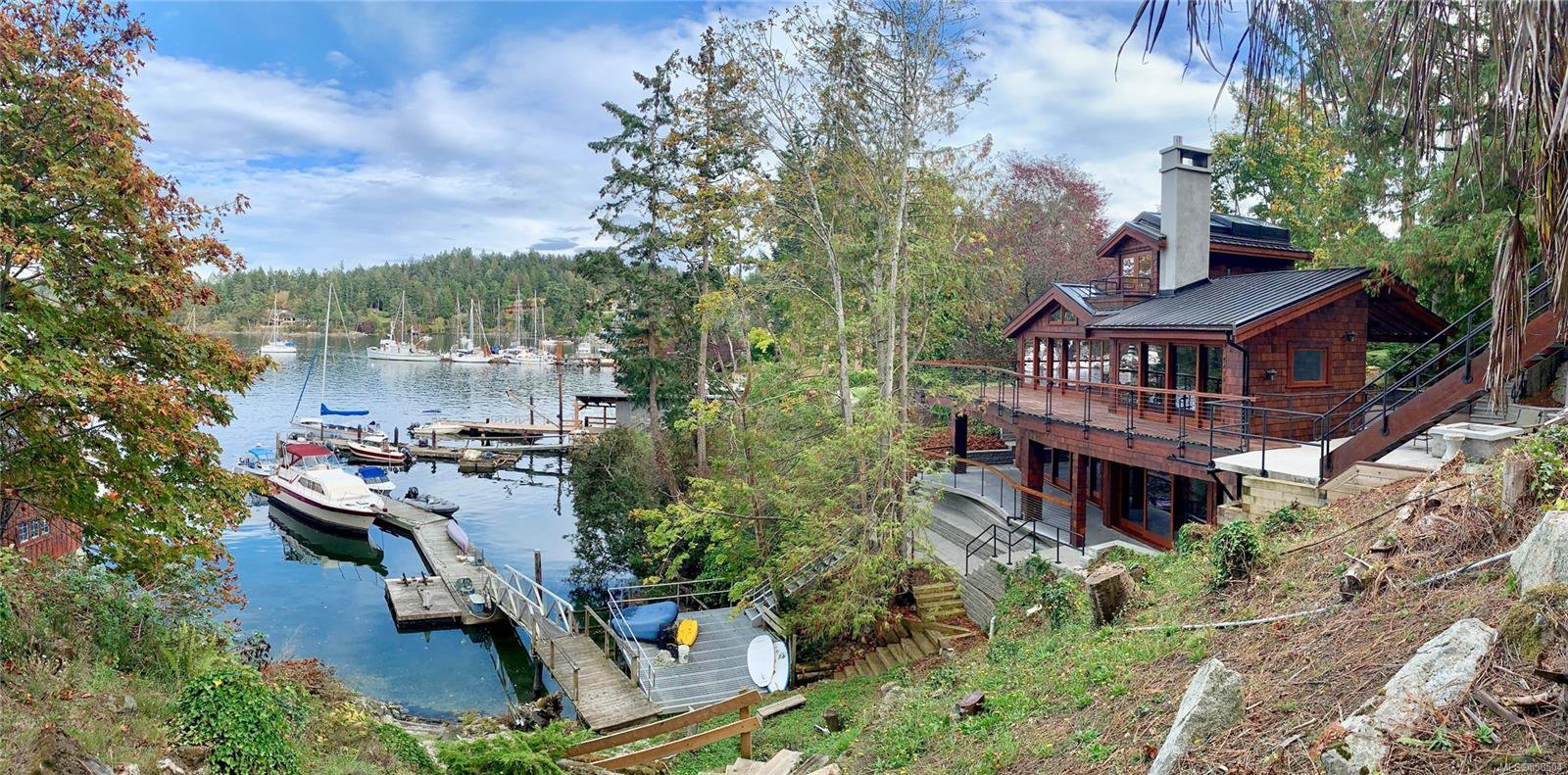 Main Photo: 10968 Madrona Dr in : NS Deep Cove House for sale (North Saanich)  : MLS®# 858504