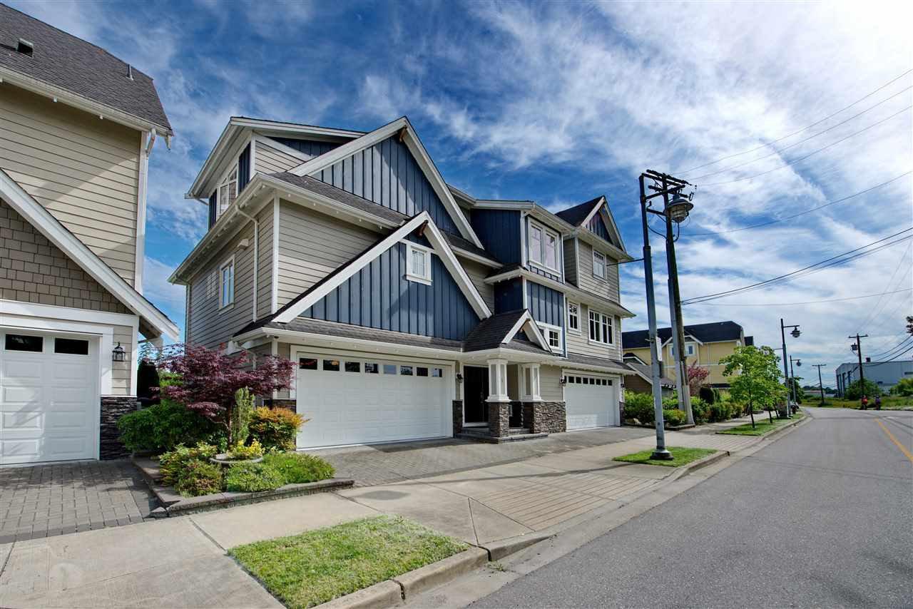 Main Photo: 5 23740 DYKE ROAD in Richmond: Hamilton RI Townhouse for sale : MLS®# R2492369
