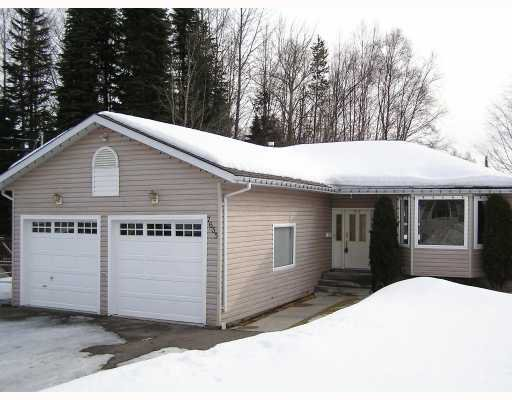 Main Photo: 7635 PEARL Drive in Prince George: Emerald House for sale (PG City North (Zone 73))  : MLS®# N198772