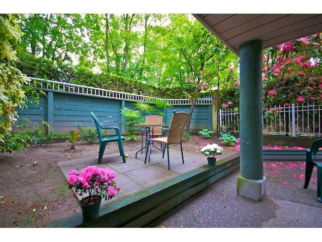 Main Photo: 102 3065 HEATHER Street in Vancouver: Fairview VW Condo for sale (Vancouver West)  : MLS®# V834864