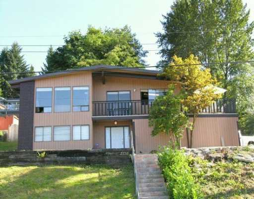 Main Photo: 2170 PINECREST Avenue in Coquitlam: Chineside House for sale : MLS®# V858340