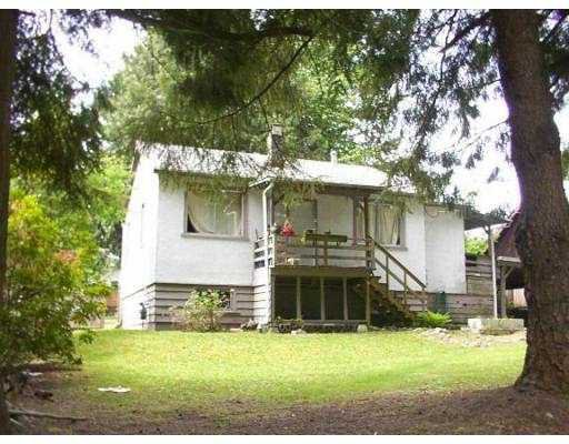"""Main Photo: 548 LINTON ST in Coquitlam: Central Coquitlam House for sale in """"CENTRAL COQUITLAM"""" : MLS®# V538783"""