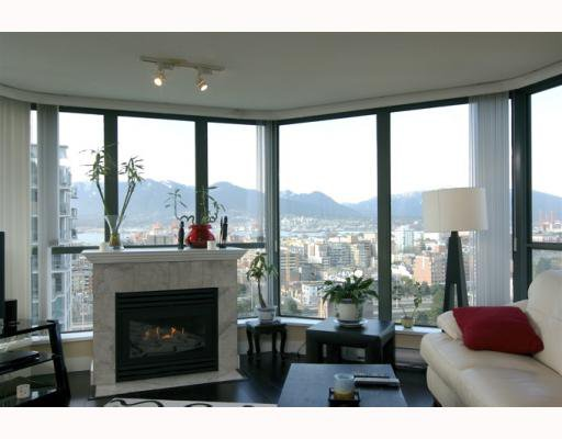 "Main Photo: 1904 1088 QUEBEC Street in Vancouver: Mount Pleasant VE Condo for sale in ""THE VICEROY"" (Vancouver East)  : MLS®# V754003"