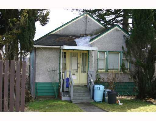 Main Photo: 1406 NANAIMO Street in New_Westminster: West End NW House for sale (New Westminster)  : MLS®# V754949