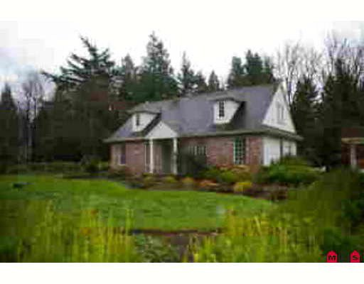 Main Photo: 37442 ATKINSON Road in Abbotsford: Sumas Mountain House for sale : MLS®# F2906617