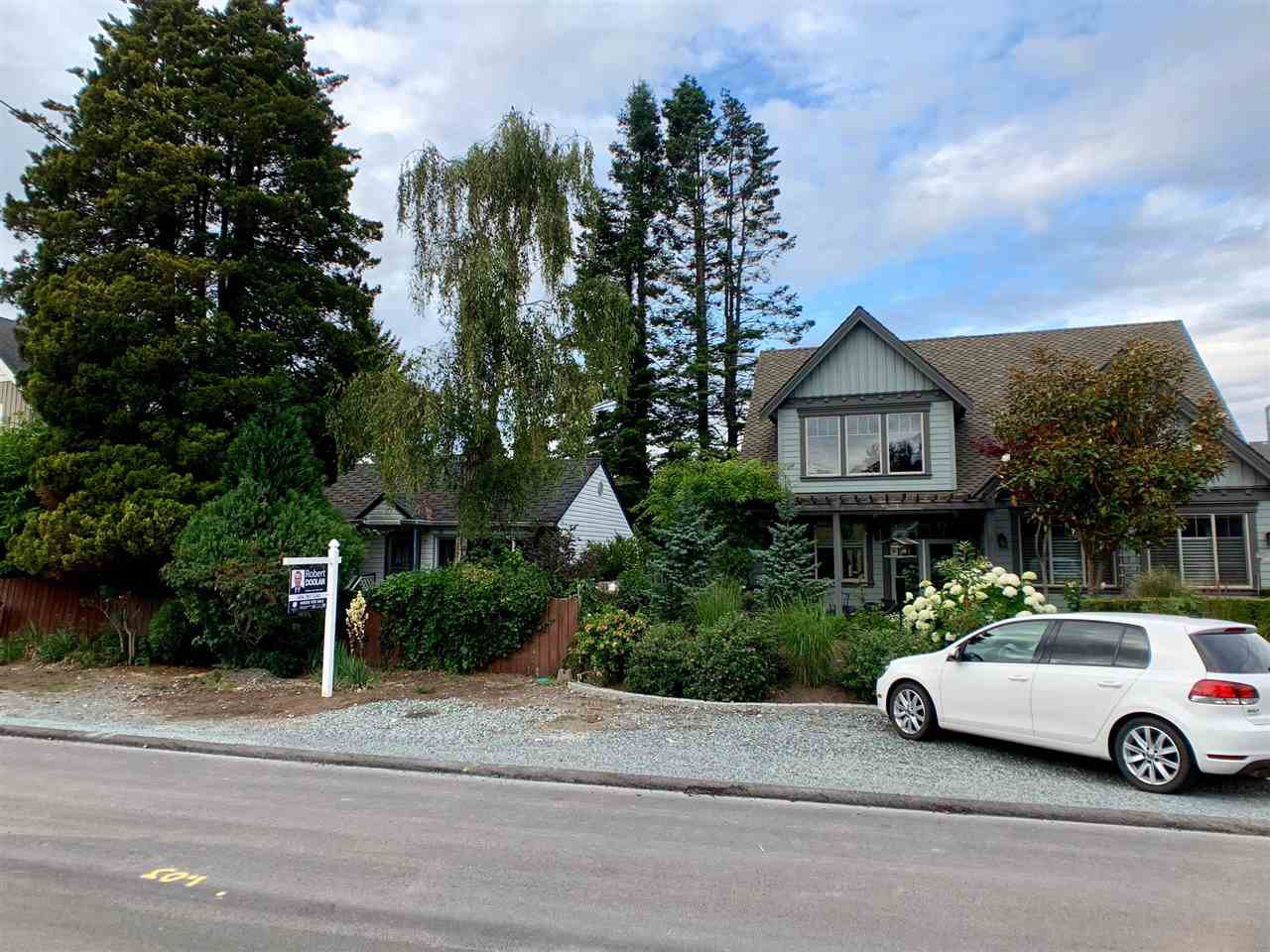 "Main Photo: 12183 AGAR Street in Surrey: Crescent Bch Ocean Pk. House for sale in ""Crescent Beach"" (South Surrey White Rock)  : MLS®# R2388209"