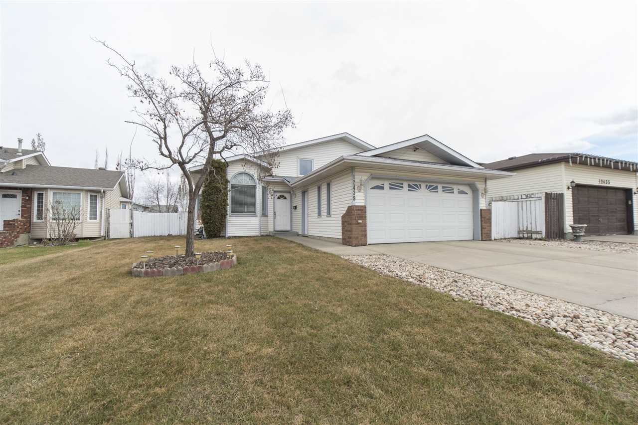 Main Photo: 12439 56 Street in Edmonton: Zone 06 House for sale : MLS®# E4167904