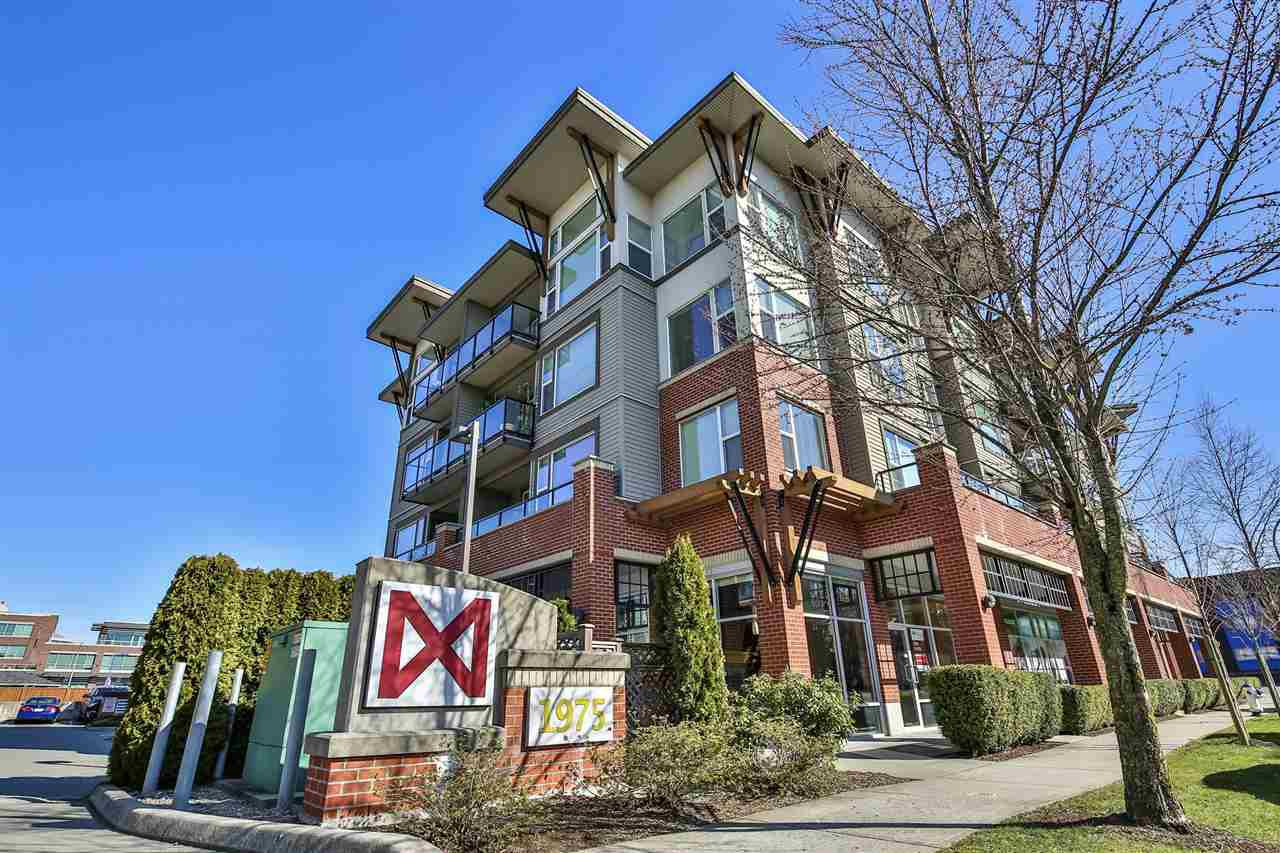 "Main Photo: 401 1975 MCCALLUM Road in Abbotsford: Central Abbotsford Condo for sale in ""The Crossing"" : MLS®# R2444998"