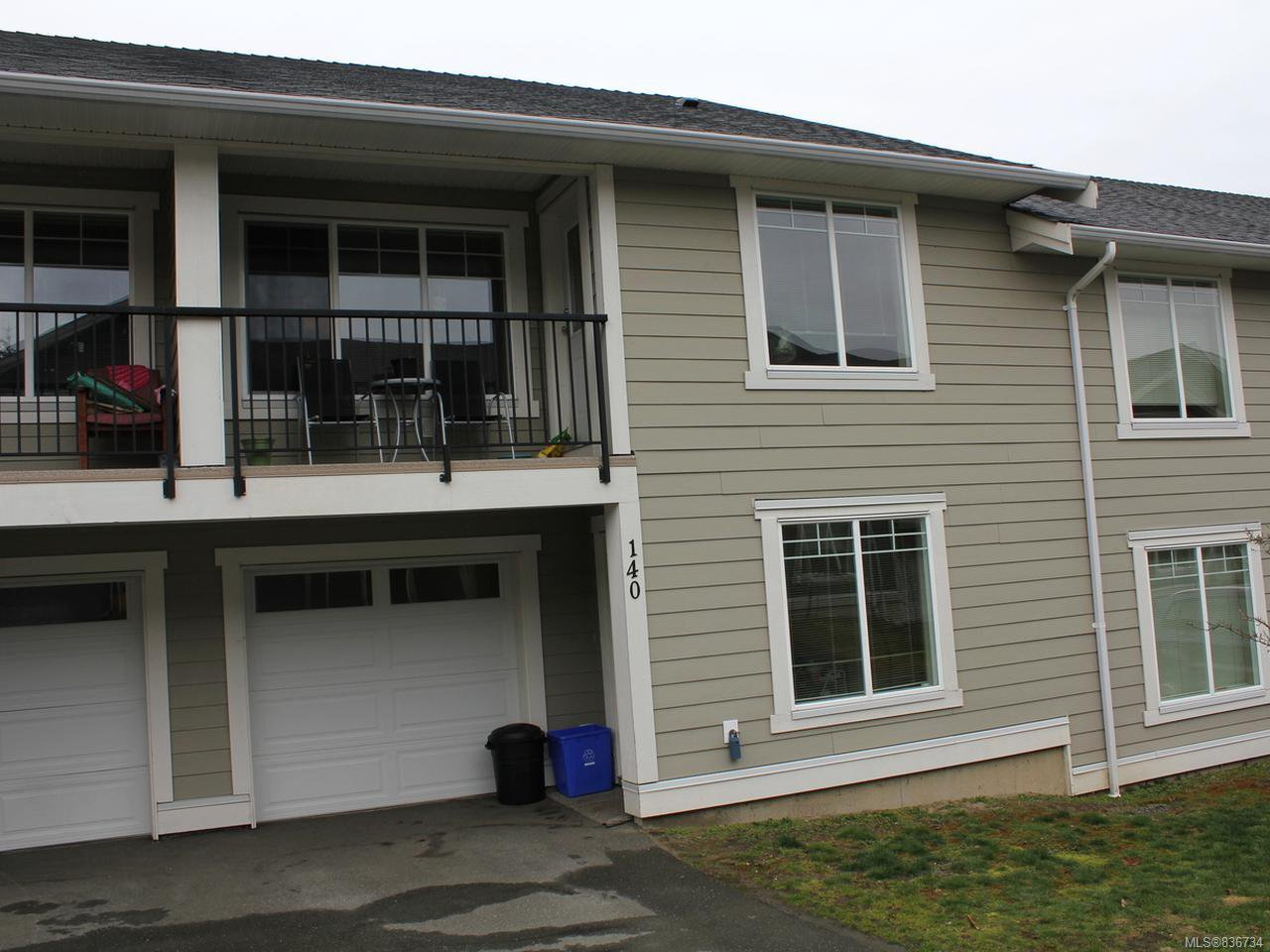 Main Photo: 140 701 HILCHEY ROAD in CAMPBELL RIVER: CR Willow Point Row/Townhouse for sale (Campbell River)  : MLS®# 836734