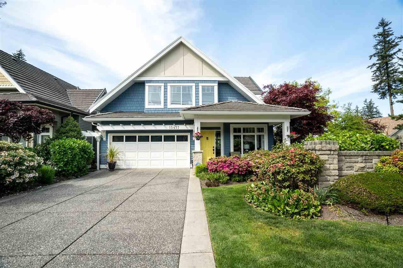 Main Photo: 15477 36 AVENUE in : Morgan Creek House for sale : MLS®# R2368704