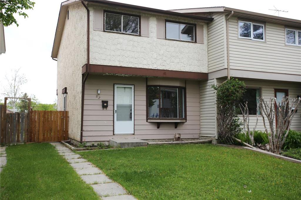 Main Photo: 52 Girdwood Crescent in Winnipeg: East Kildonan Residential for sale (3B)  : MLS®# 202011566