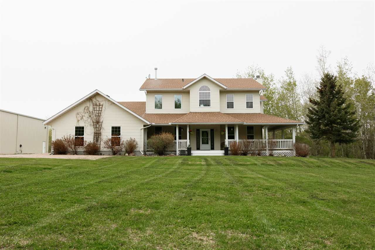 Main Photo: 53210 RGE RD 210: Rural Strathcona County House for sale : MLS®# E4199515