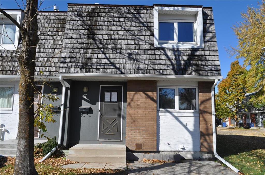 Main Photo: 7 1032 Buchanan Boulevard in Winnipeg: Crestview Condominium for sale (5H)  : MLS®# 202025725