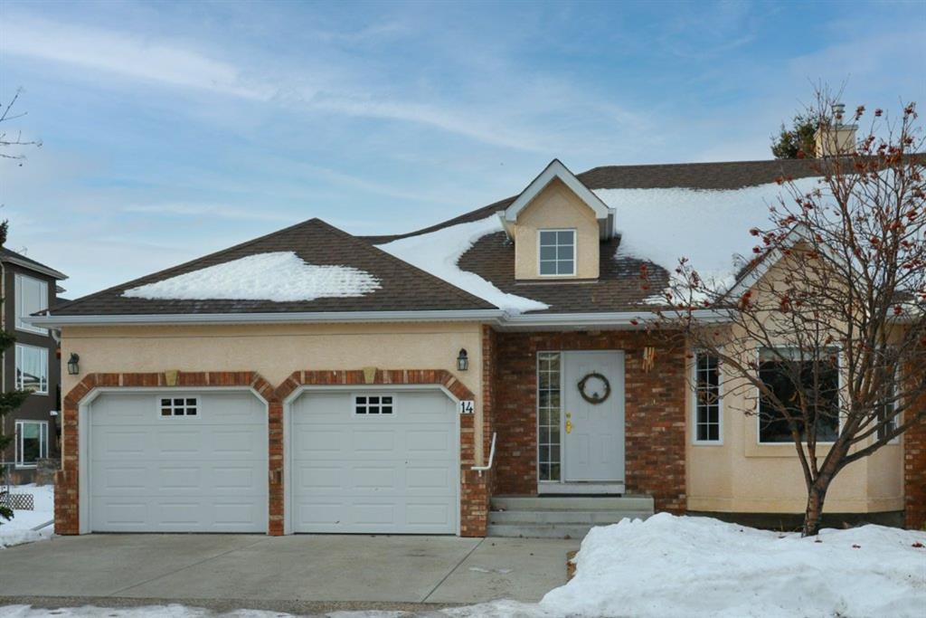 Main Photo: 14 6841 Coach Hill Road SW in Calgary: Coach Hill Semi Detached for sale : MLS®# A1059348