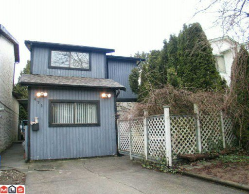 Main Photo: 174 SPRINGFIELD Drive in Langley: Aldergrove Langley House for sale : MLS®# F1001616