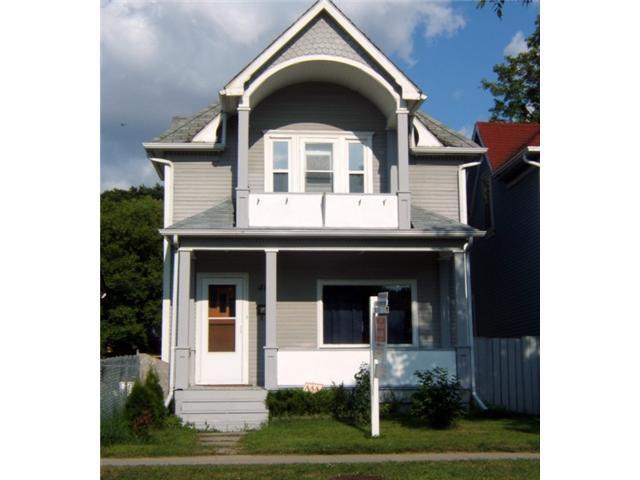 Main Photo: 487 Arlington Street in WINNIPEG: West End / Wolseley Residential for sale (West Winnipeg)  : MLS®# 1010727