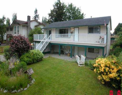 Main Photo: 23246 FRANCIS AV in Langley: Fort Langley House for sale : MLS®# F2612102