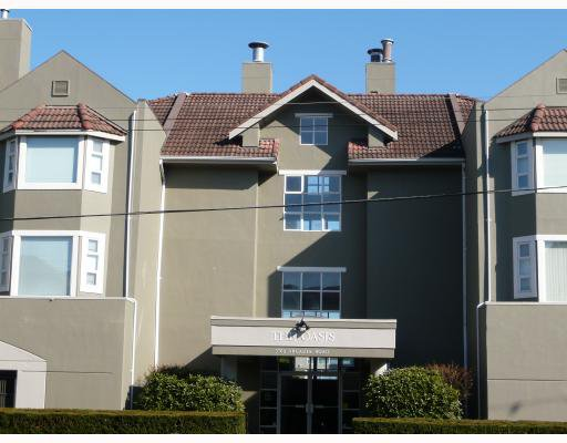 """Main Photo: 119 5700 ARCADIA Road in Richmond: Brighouse Condo for sale in """"THE OASIS"""" : MLS®# V755019"""