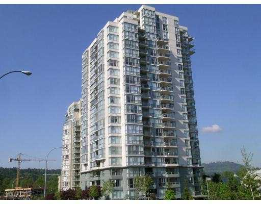 "Main Photo: 1002 235 GUILDFORD Way in Port Moody: North Shore Pt Moody Condo for sale in ""THE SINCLAIR"" : MLS®# V773490"