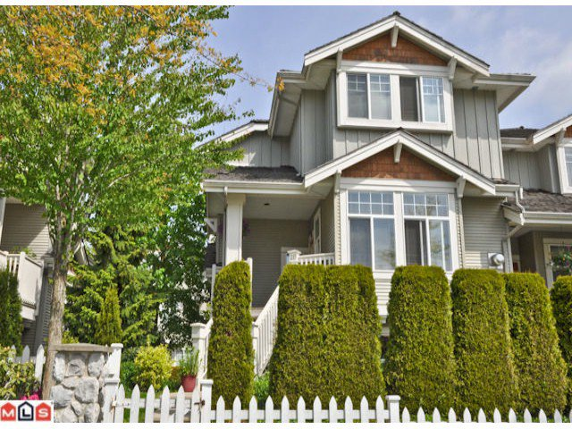 """Main Photo: 20 14877 58TH Avenue in Surrey: Sullivan Station Townhouse for sale in """"REDMILL"""" : MLS®# F1013365"""