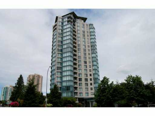 "Main Photo: 701 4505 HAZEL Street in Burnaby: Forest Glen BS Condo for sale in ""DYNASTY"" (Burnaby South)  : MLS®# V834699"