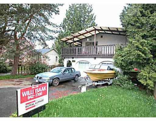 Main Photo: 1069 PRAIRIE AV in Port_Coquitlam: Lincoln Park PQ House for sale (Port Coquitlam)  : MLS®# V336949