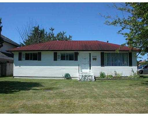 Main Photo: 8411 KELMORE RD in Richmond: Seafair House for sale : MLS®# V549269
