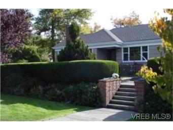 Main Photo: 2644 Cadboro Bay Road in VICTORIA: OB Henderson Single Family Detached for sale (Oak Bay)  : MLS®# 236730