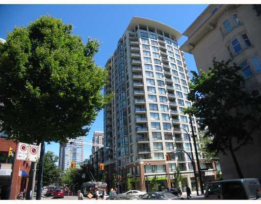 "Main Photo: 705 1082 SEYMOUR Street in Vancouver: Downtown VW Condo for sale in ""FREESIA"" (Vancouver West)  : MLS®# V751045"