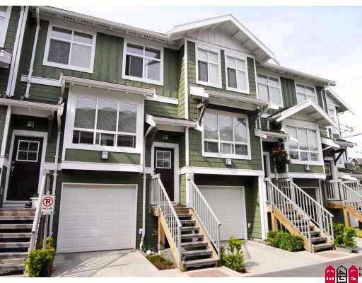 """Main Photo: 104 15168 36TH Avenue in Surrey: Morgan Creek Townhouse for sale in """"SOLAY"""" (South Surrey White Rock)  : MLS®# F2910020"""