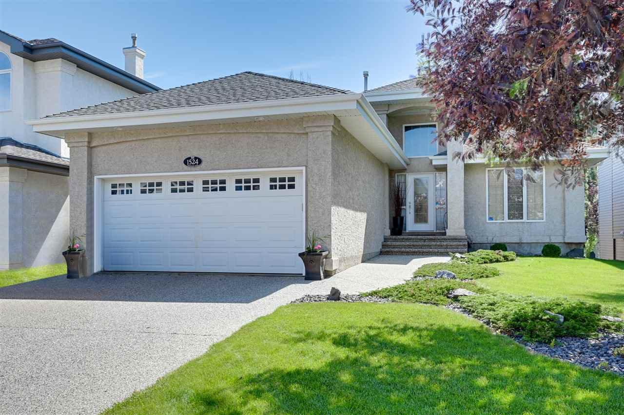 Main Photo: 1524 THOROGOOD Close in Edmonton: Zone 14 House for sale : MLS®# E4167199