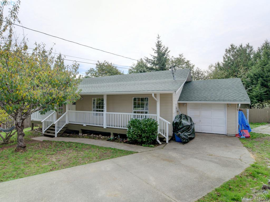 Main Photo: 6659 Pineridge Pl in SOOKE: Sk Broomhill House for sale (Sooke)  : MLS®# 826241