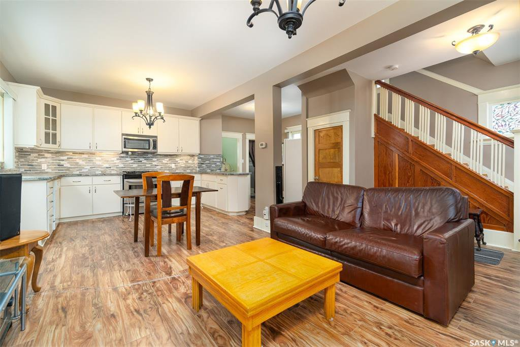 Main Photo: 1422 Cameron Street in Regina: Washington Park Residential for sale : MLS®# SK795959