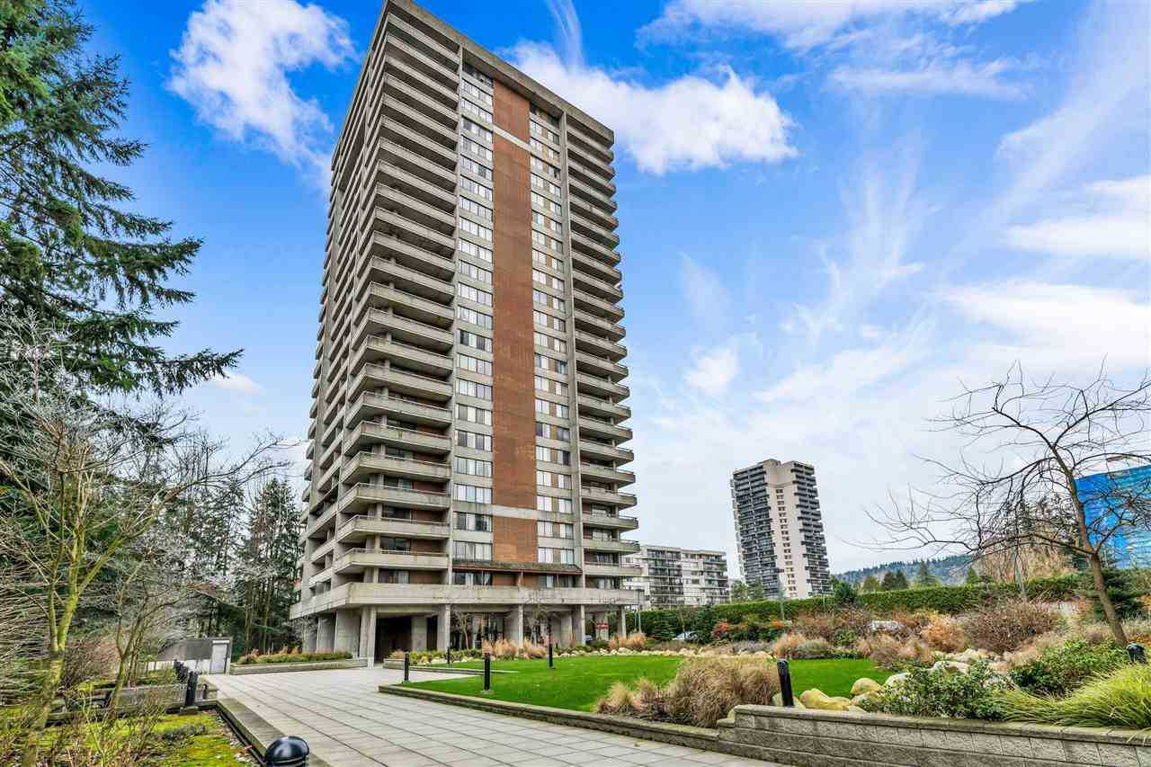 Photo 1: Photos: 703 3737 BARTLETT Court in Burnaby: Sullivan Heights Condo for sale (Burnaby North)  : MLS®# R2427843
