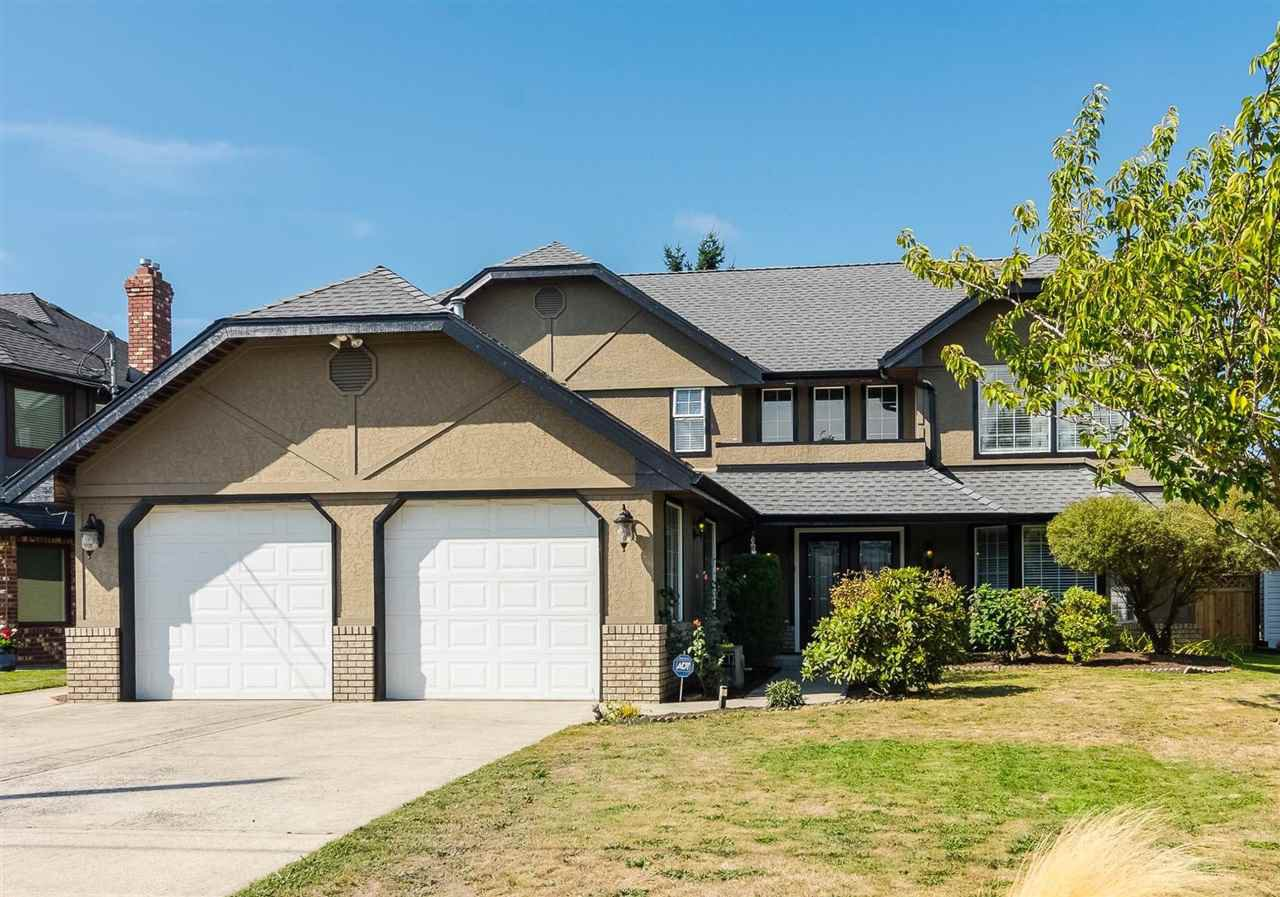 Main Photo: 4585 65A STREET in Delta: Holly House for sale (Ladner)  : MLS®# R2400965