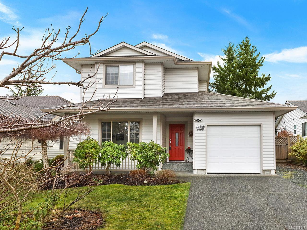 Main Photo: 637 Alexander Dr in CAMPBELL RIVER: CR Willow Point House for sale (Campbell River)  : MLS®# 833417