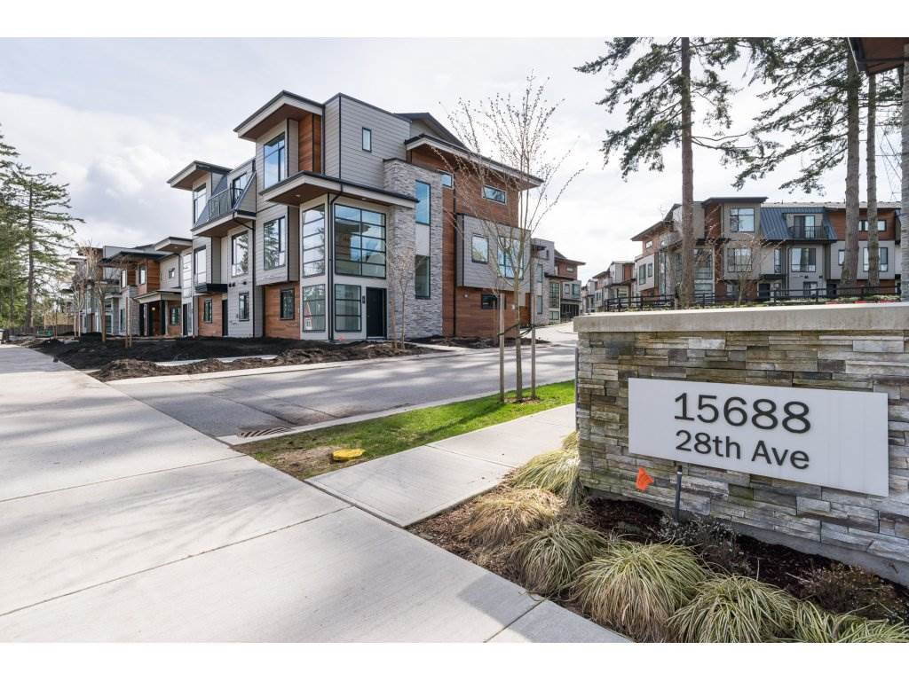 Main Photo: 46 15688 28 AVENUE in : Grandview Surrey Townhouse for sale : MLS®# R2149881